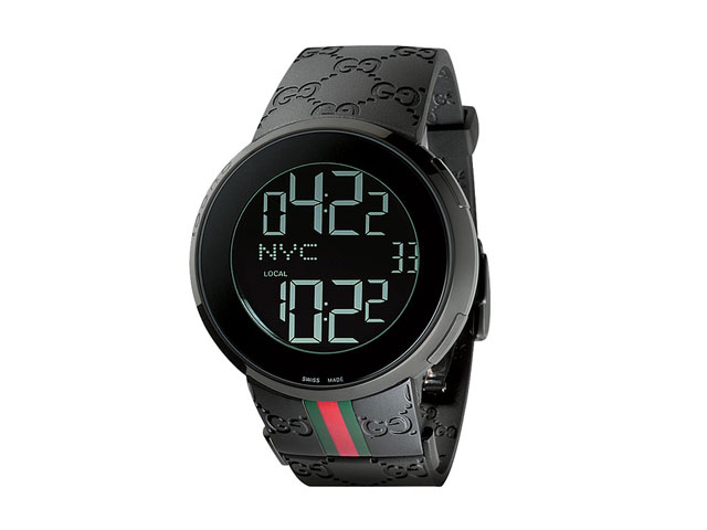 Gucci - Dual Time Watch