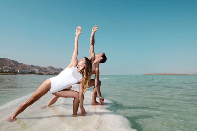Israel - Holidays with daily Yoga